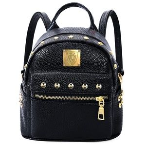 NEW Backpack Casual Gold hardware